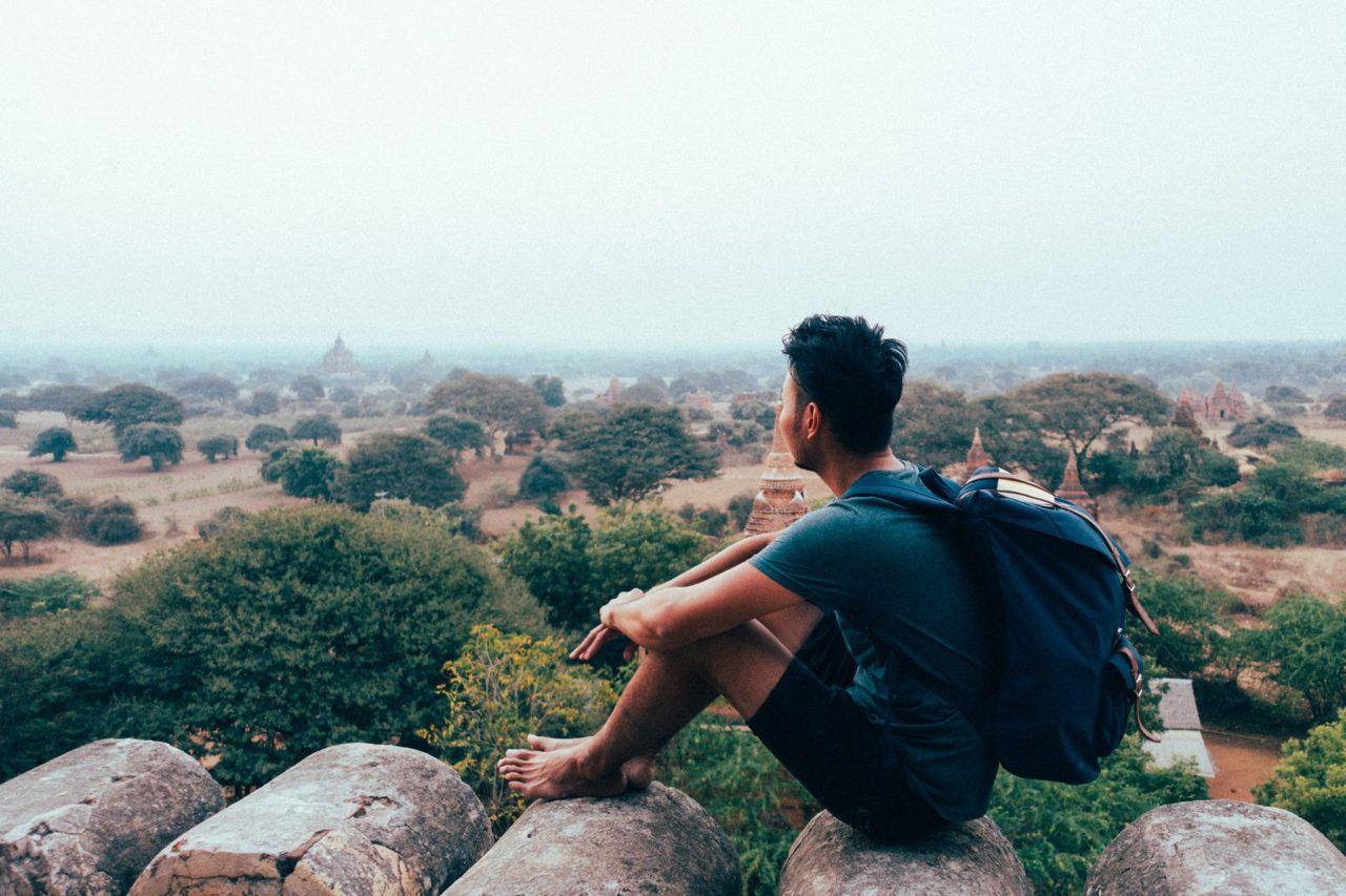 Traveling Alone Blog