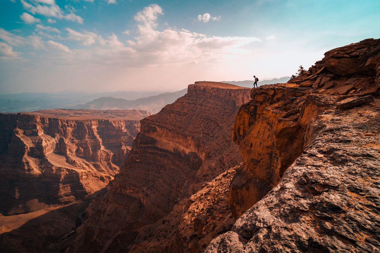 The Ultimate Backpacking Guide To Oman 7 Days Budget Itinerary For Backpackers