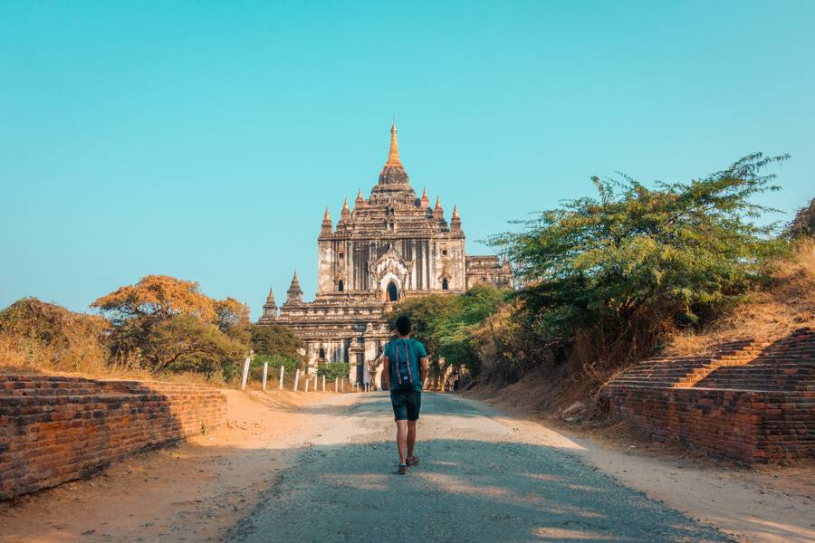 The Ultimate Travel Guide to Bagan Temples - And 10 Most Beautiful Bagan  Temples to Visit