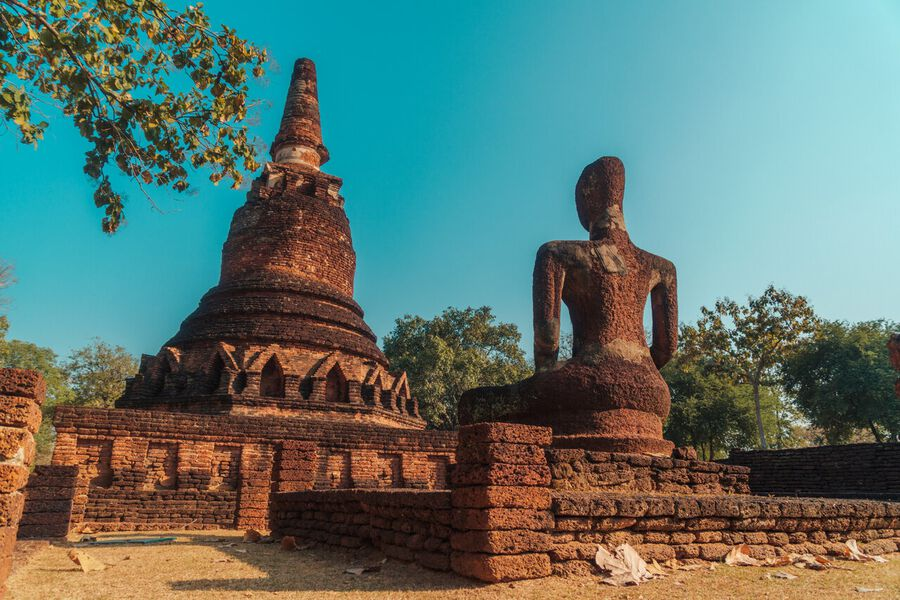 A Complete Backpacking Guide To Kamphaeng Phet