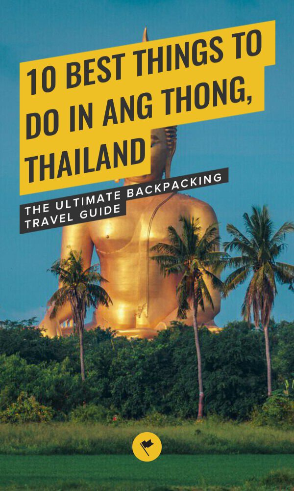 Share 10 Best Things to Do in Ang Thong, Thailand on Pinterest.
