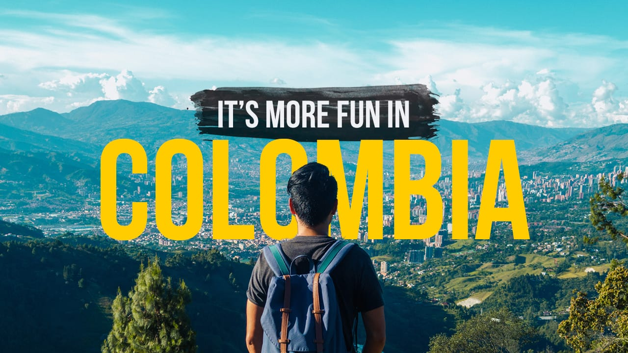 It S More Fun In Colombia A Travel Video Travel Video